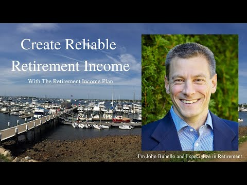 The Retirement Income Planning Process