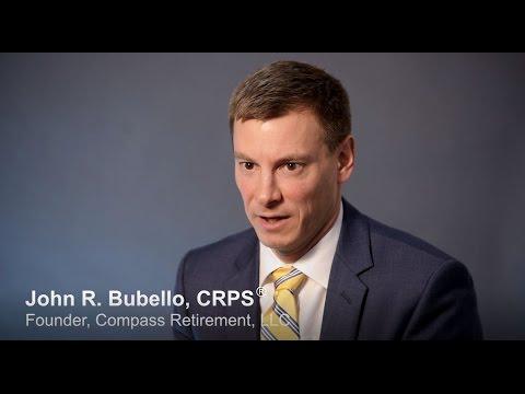 John Bubello, CFP® CRPS® | Retirement Advisor & Fiduciary