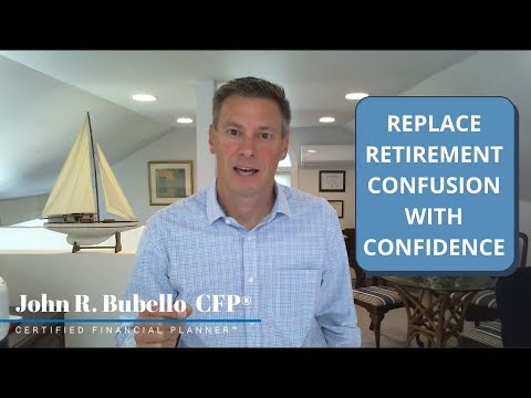 Replace Your Retirement Confusion With Confidence